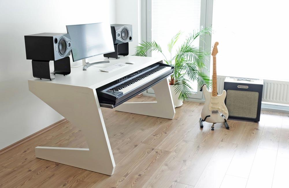 Unterlass Keyboard Desks Listen To Your Eyes Www